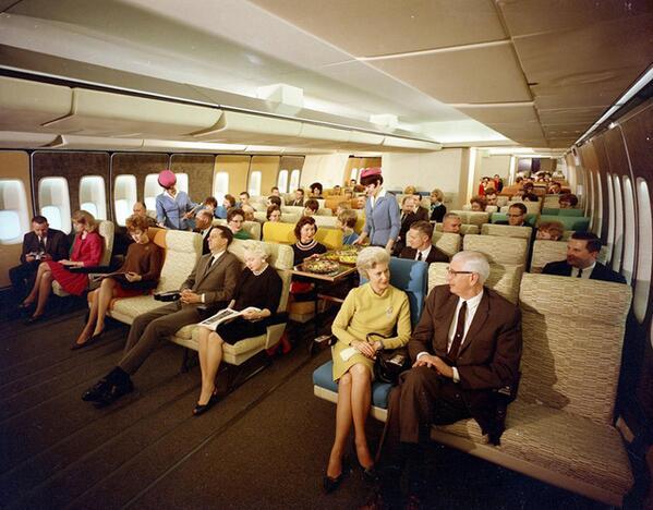 1970 Boeing 747