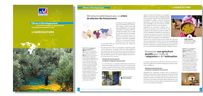 Projet brochure-climat-AFD