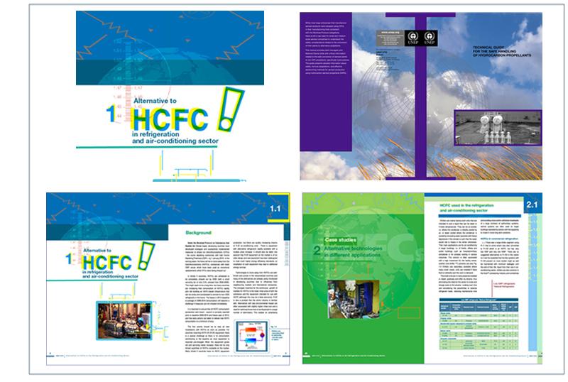 aerosol-HCFC